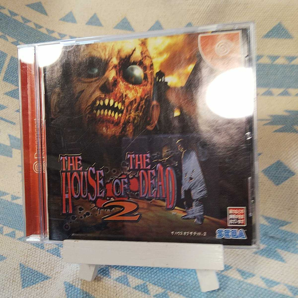 THE HOUSE OF THE DEAD2 ザ ハウス オブ ザ デッド 2 ~Dreamcastソフト