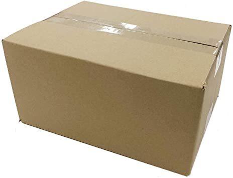 茶 10枚 60サイズ ダンボール 日本製 段ボール箱 (25×19×11.5cm) 宅配 梱包 引っ越_画像3