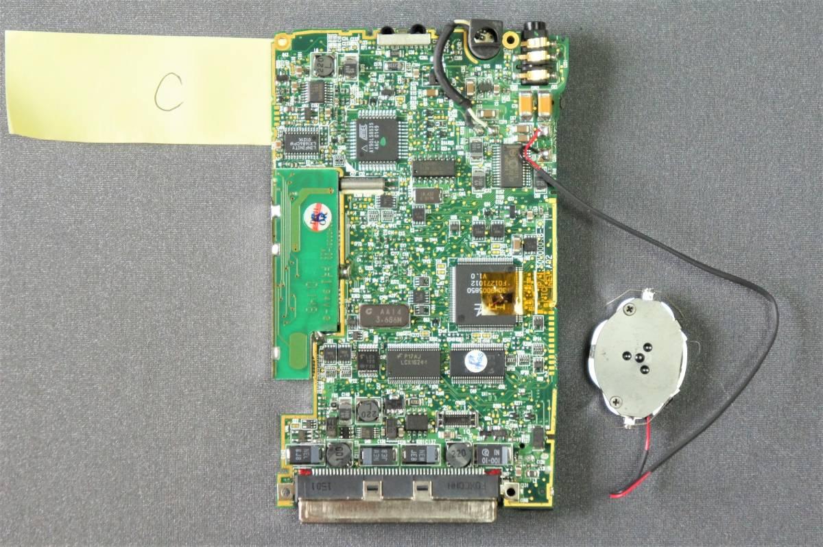 iPAQ 3600シリーズ 修理用部品 メモリ64MB搭載(上位モデル) マザーボード(H3660) 正常動作確認品 ジャンク扱い_画像2
