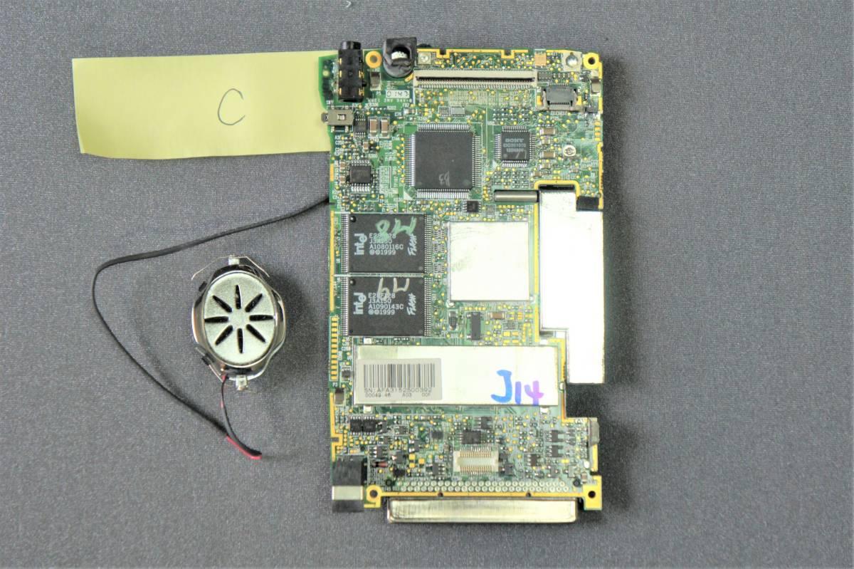 iPAQ 3600シリーズ 修理用部品 メモリ64MB搭載(上位モデル) マザーボード(H3660) 正常動作確認品 ジャンク扱い_画像1