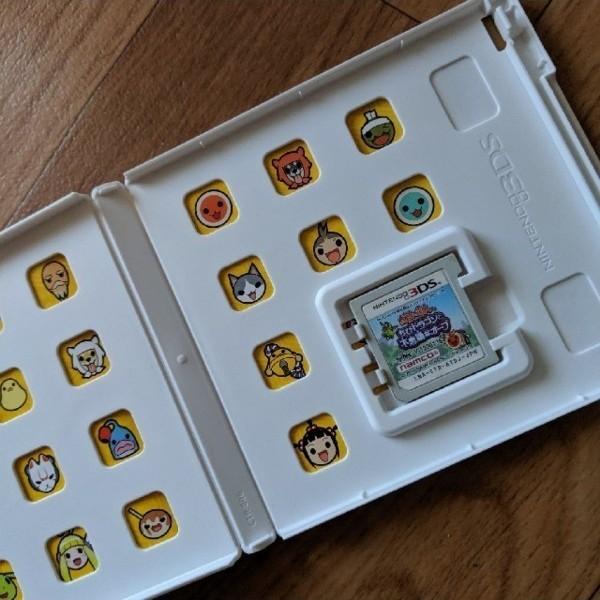 太鼓の達人ちびドラゴンと不思議なオーブ 3DSソフト