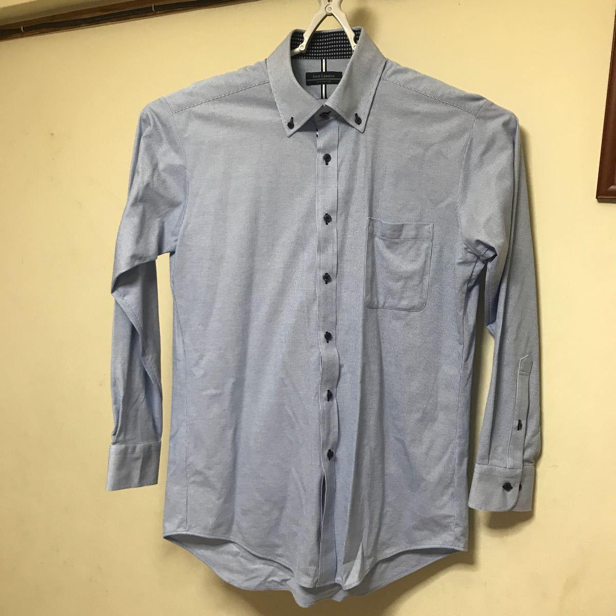 ボタンダウンシャツ 長袖シャツ