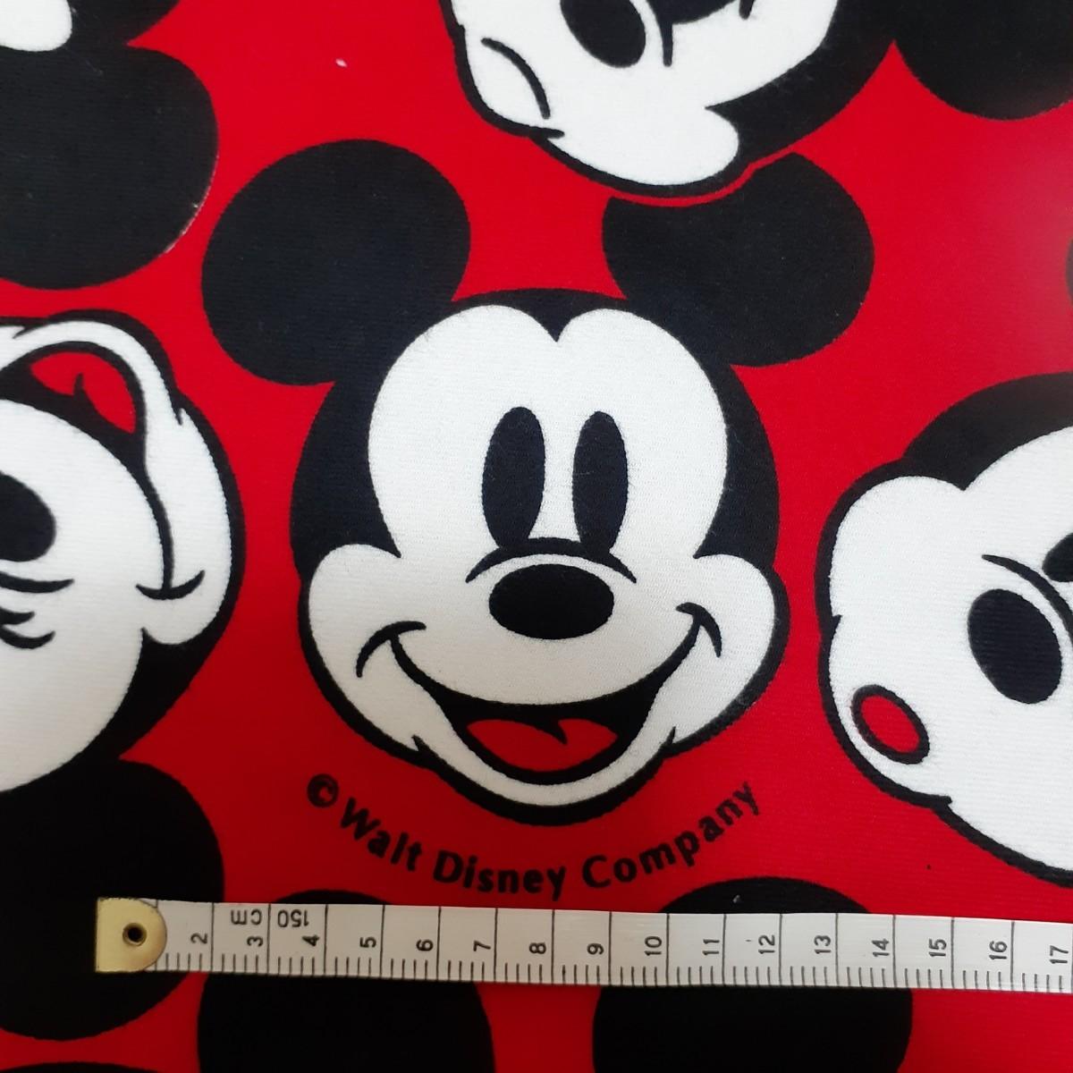 ●ハギレ 生地 ディズニー ミッキーマウス  約112cm×約200cm