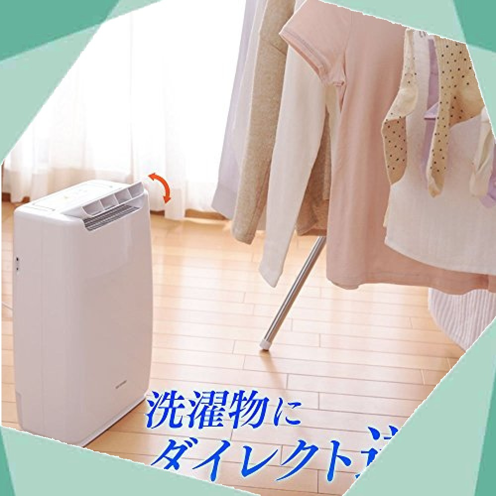 アイリスオーヤマ 衣類乾燥コンパクト除湿機 タイマー付 静音設計 除湿量 2.0L デシカント方式 DDB-20_画像6