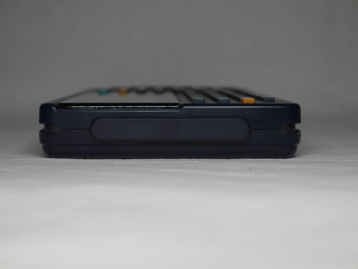 SHARP PC-G850V ポケットコンピューター _画像5