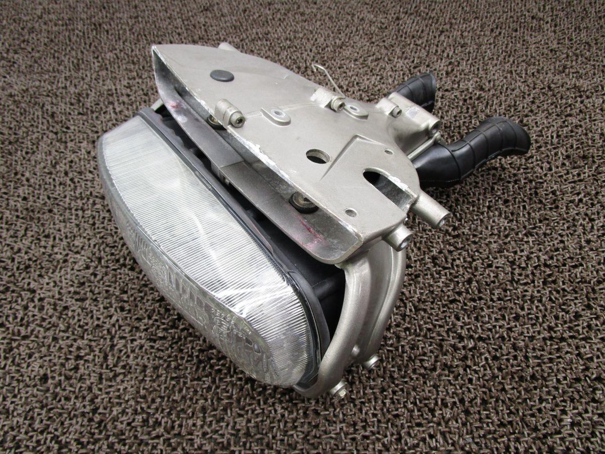 ドカティST4S ヘッドライト ステー エアダクト □VM92! 修復素材に ドゥカティ 【 ZDM996W4B 】 DUCATI_画像3