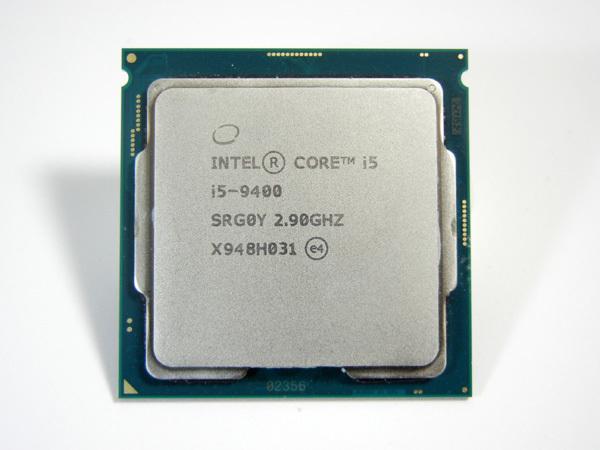 ★INTEL CPU Core i5-9400/SRG0Y/2.90GHz/FCLGA1151/動確済