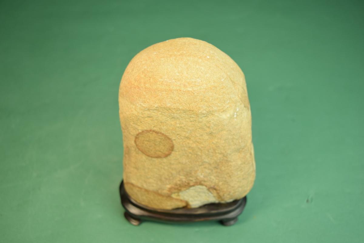 利根川石(盆景 水石 鑑賞石 飾り石)ID5075_画像5