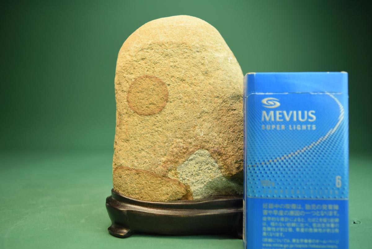 利根川石(盆景 水石 鑑賞石 飾り石)ID5075_画像10