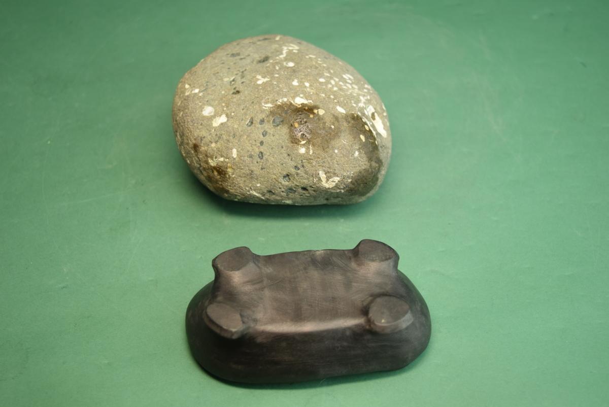 梅花石(盆景 水石 鑑賞石 飾り石)ID5102_画像9