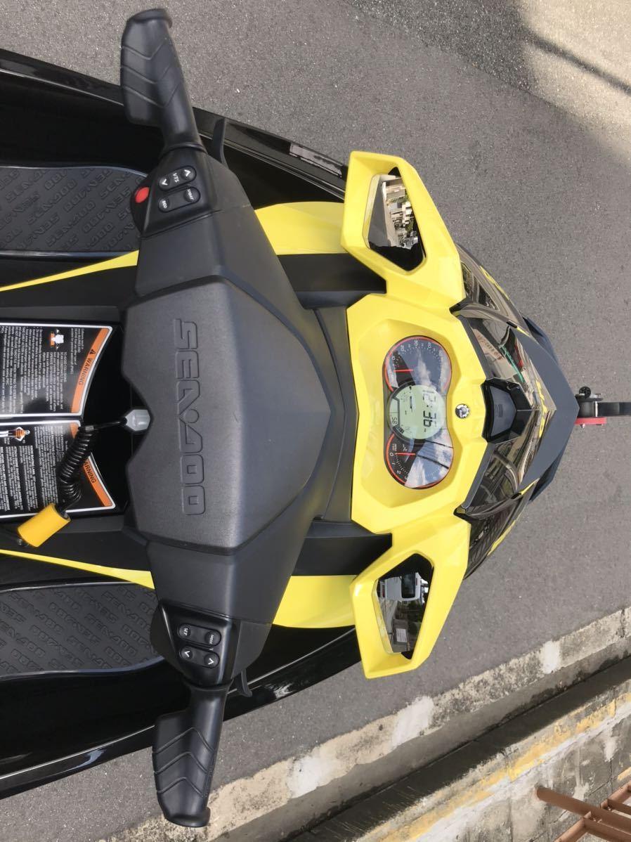 「【琵琶湖艇】seadoo GTR215 2016年式」の画像2