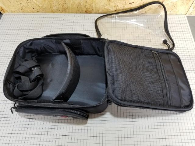 タンクバッグ マグネット式 メーカ不明 汎用品 未使用品 20_画像4