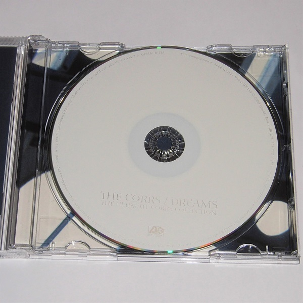 ★THE CORRS「DREAMS - THE ULTIMATE CORRS COLLECTION」CD 輸入盤 全20曲 ザ・コアーズ _画像3