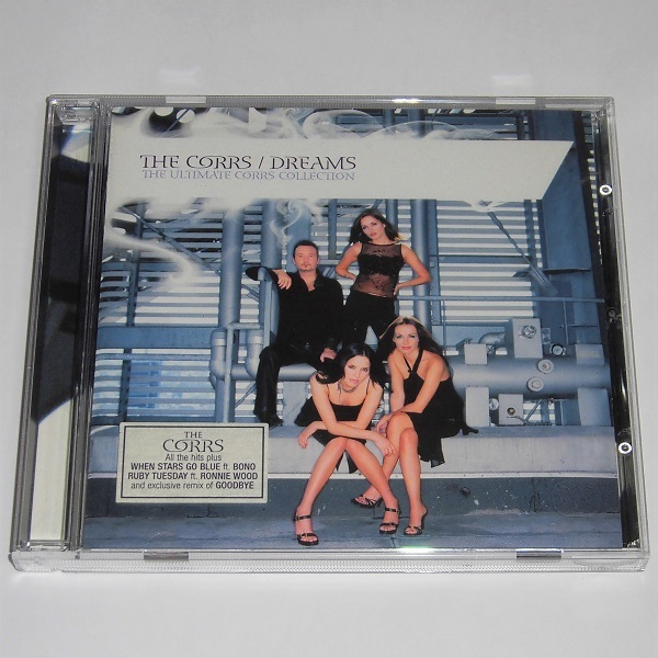 ★THE CORRS「DREAMS - THE ULTIMATE CORRS COLLECTION」CD 輸入盤 全20曲 ザ・コアーズ _画像1