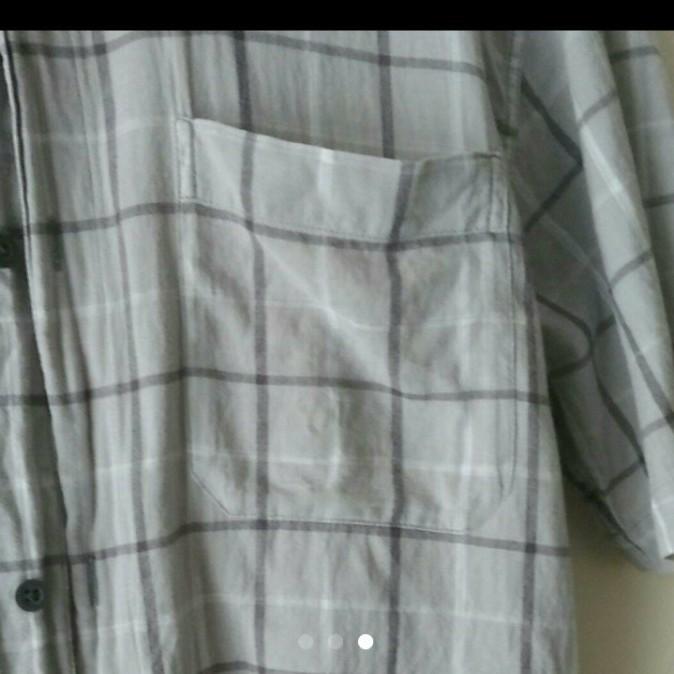 半袖シャツ チェックシャツ