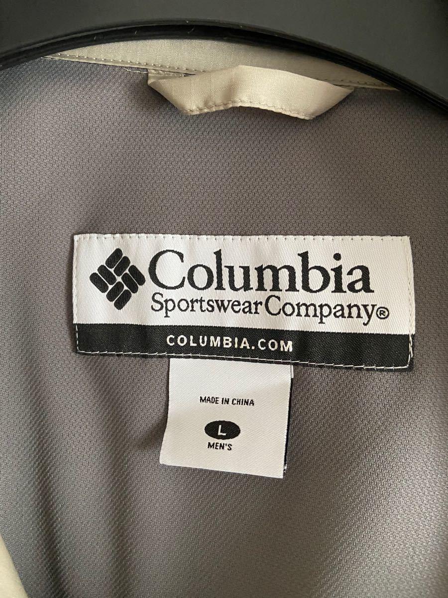マウンテンパーカー Columbia コロンビア ナイロンジャケット