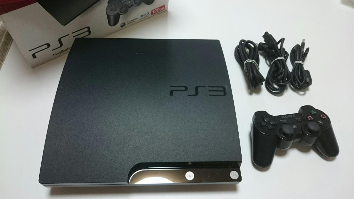 SONY PlayStation3 CECH-2000A 美品 120GB
