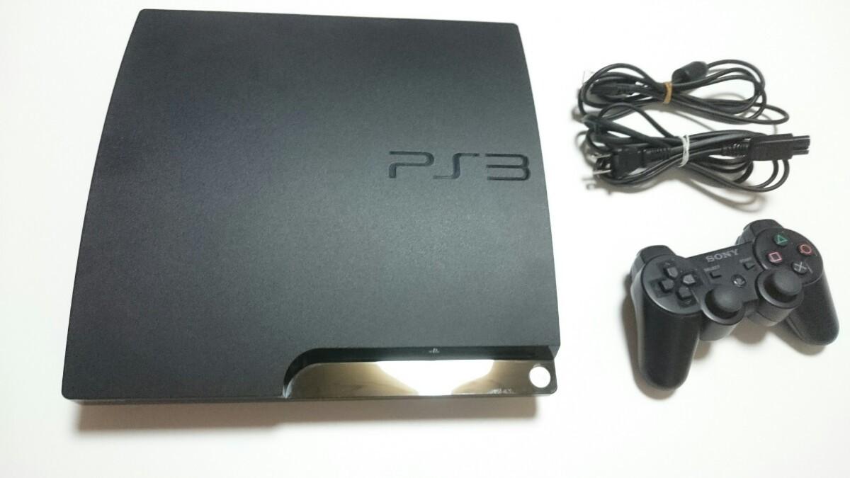 SONY  PS3本体  CECH-2000A (130GB) 美品
