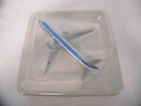 yo407☆ 未使用 JAL B747-400 1/500 全日空 B767-300 1/400 ANA B747-200 1/500 ダイキャスト 航空機 飛行機_画像5