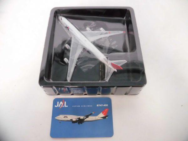 yo407☆ 未使用 JAL B747-400 1/500 全日空 B767-300 1/400 ANA B747-200 1/500 ダイキャスト 航空機 飛行機_画像7