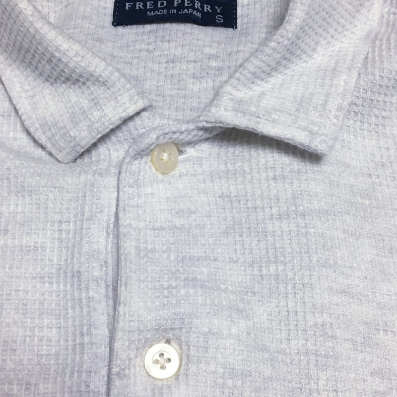 《郵送無料》■Ijinko◆フレッドペリー ・FRED PERRY日本製 S サイズ半袖ポロシャツ