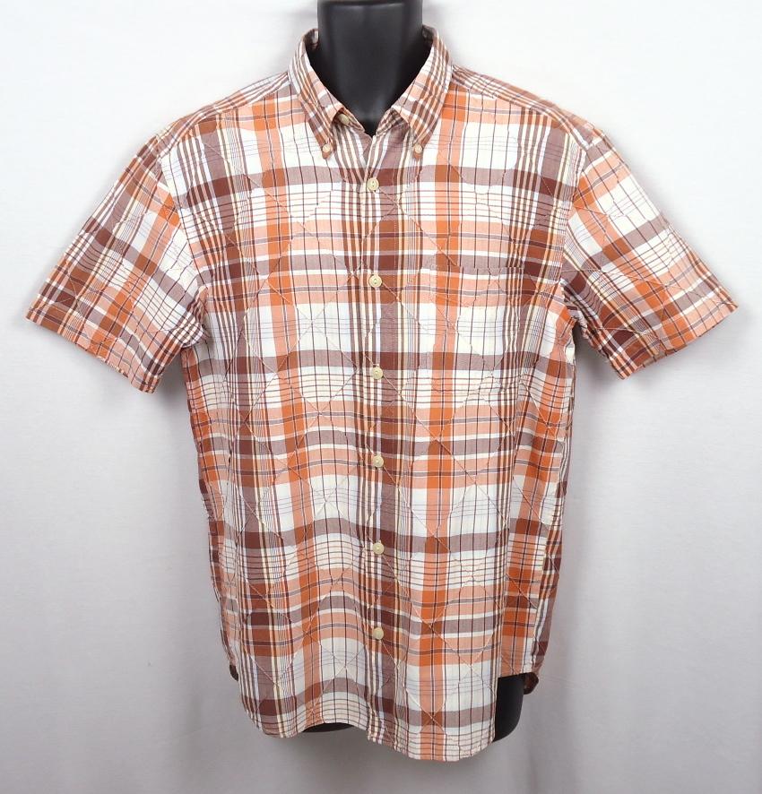 《郵送無料》■Ijinko◆エディーバウアー Eddie Bauer S サイズ半袖シャツ