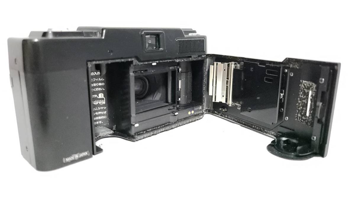 値下げ交渉可♪動作品【RICOHフィルムカメラ】リコー FF-3D AF コンパクトフィルムカメラ ジャンク 送料無料_画像8