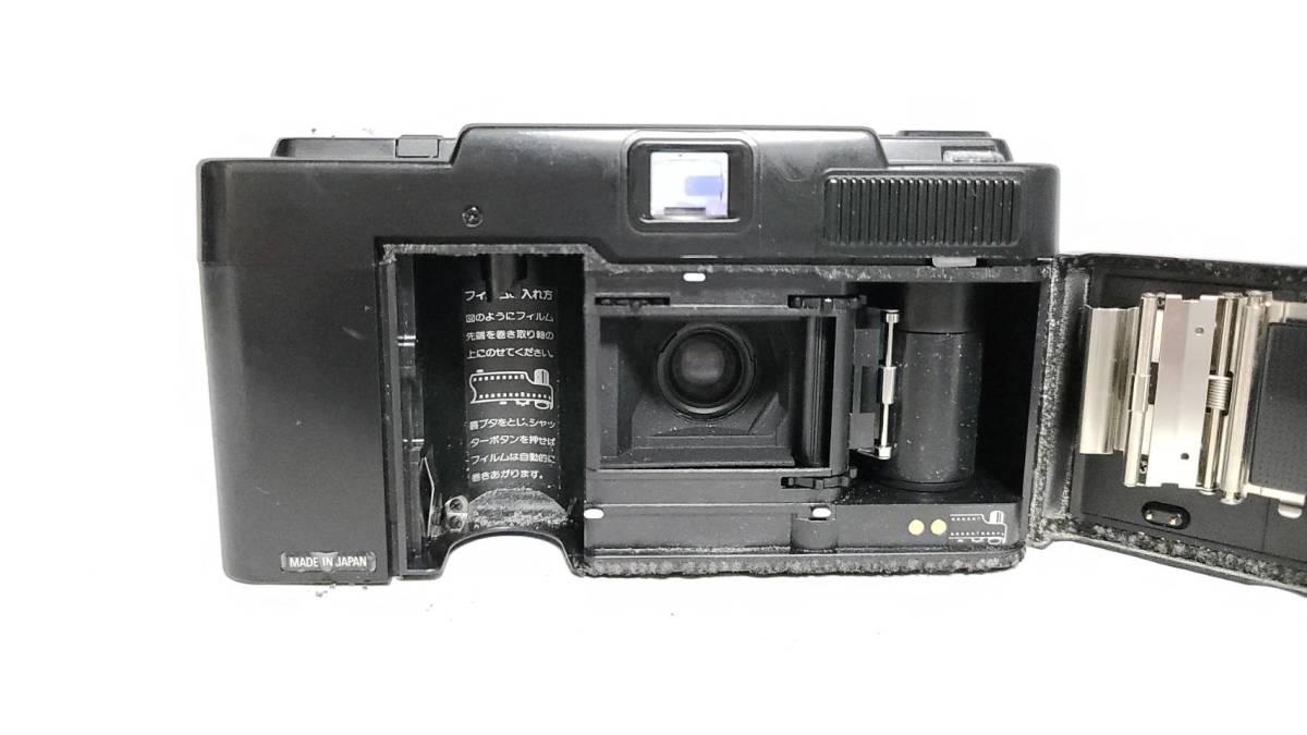 値下げ交渉可♪動作品【RICOHフィルムカメラ】リコー FF-3D AF コンパクトフィルムカメラ ジャンク 送料無料_画像9