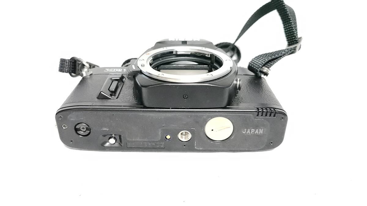 送料無料♪動作品【ricohフィルムカメラ/レンズ】リコー XR7+ RIKENON (リケノン) P 1:2 (f2) 50mm レンズ_画像5