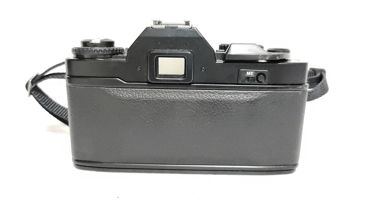 送料無料♪動作品【ricohフィルムカメラ/レンズ】リコー XR7+ RIKENON (リケノン) P 1:2 (f2) 50mm レンズ_画像6