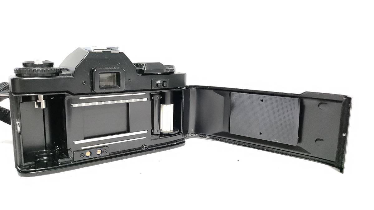 送料無料♪動作品【ricohフィルムカメラ/レンズ】リコー XR7+ RIKENON (リケノン) P 1:2 (f2) 50mm レンズ_画像7