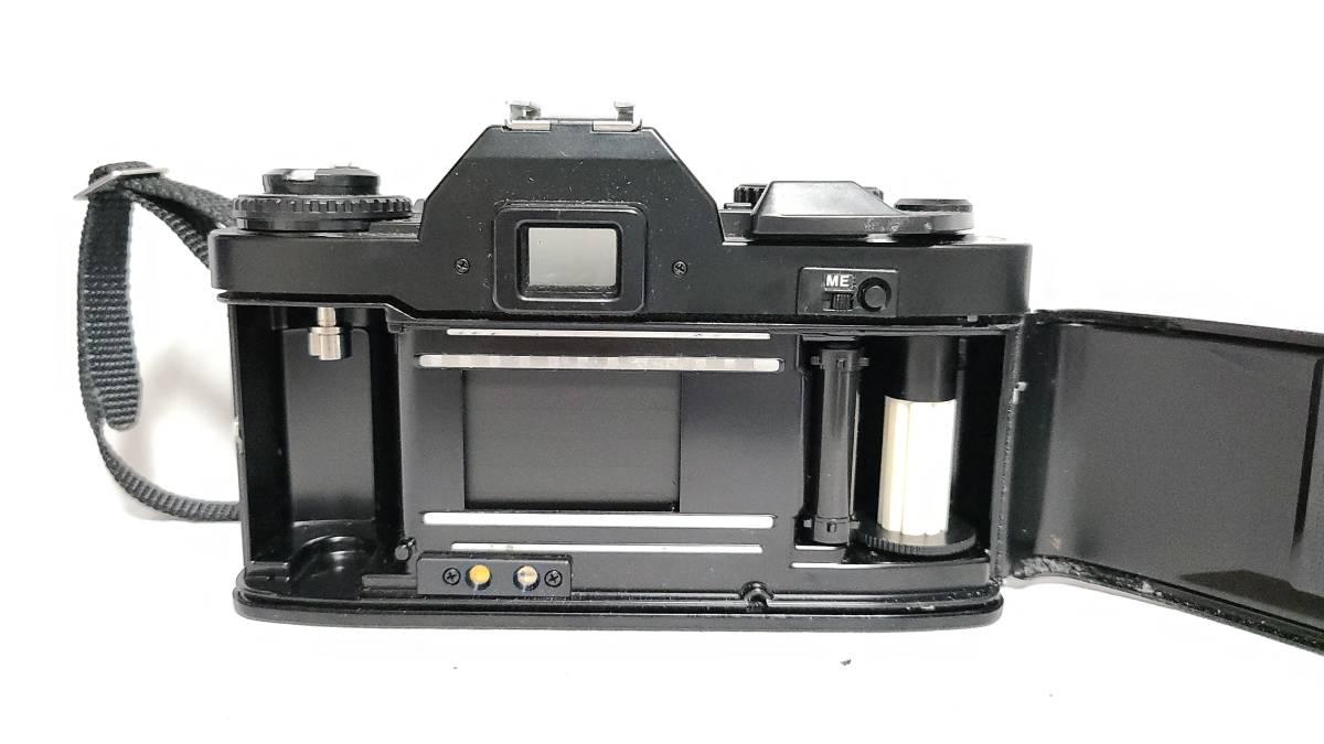 送料無料♪動作品【ricohフィルムカメラ/レンズ】リコー XR7+ RIKENON (リケノン) P 1:2 (f2) 50mm レンズ_画像8