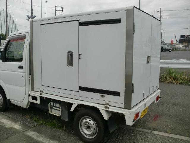93番 キャリー 冷蔵・冷凍車 車検付 乗り出しコミコミ 即決_画像3