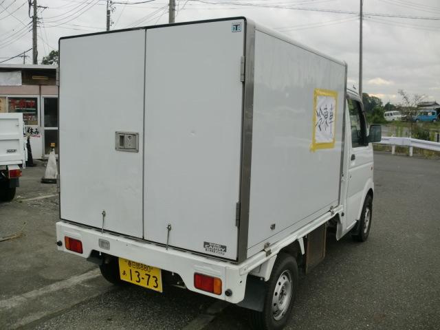 93番 キャリー 冷蔵・冷凍車 車検付 乗り出しコミコミ 即決_画像4