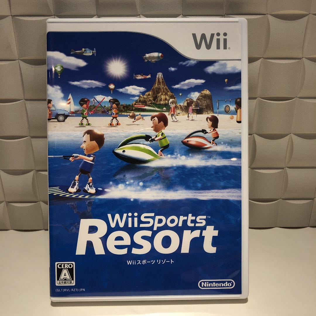 Wiiスポーツ リゾートWii Sports Resort Wiiソフト