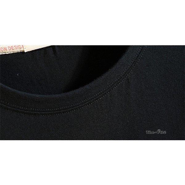 Tシャツ メンズ 長袖Tシャツ カットソー ロンT 長袖 プリント 猫柄 カジュアル トップス 秋服 春服 :tz20080425