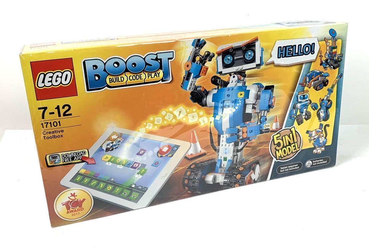 ●未使用品 LEGO 7-12 17101 BOOST レゴ ブースト Creative TOOLBOX●_画像1