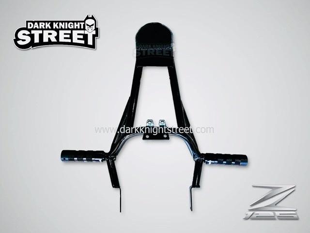 セット購入で更にお得に 送料無料 最安値 Z125 Z ジムカーナ スタント ガード サブケージ ウィリーバー_画像1