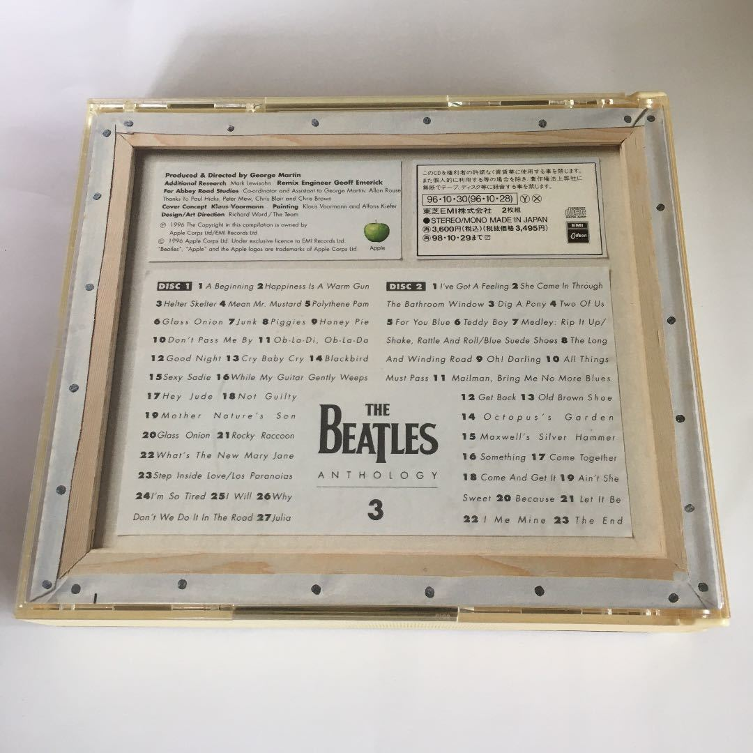 The Beatles / Anthology 3 ビートルズ