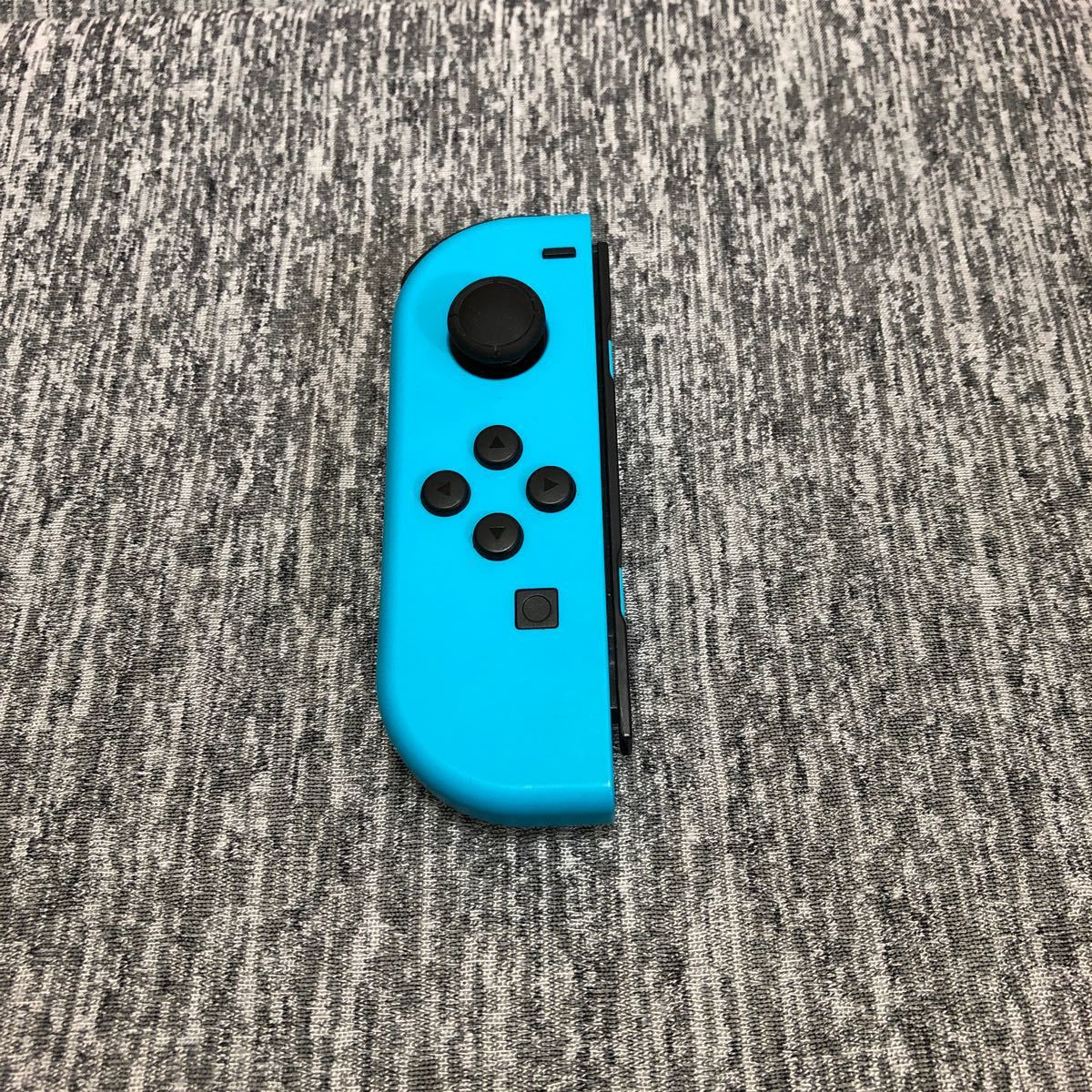 Nintendo Switch Joy-Con ネオンブルー