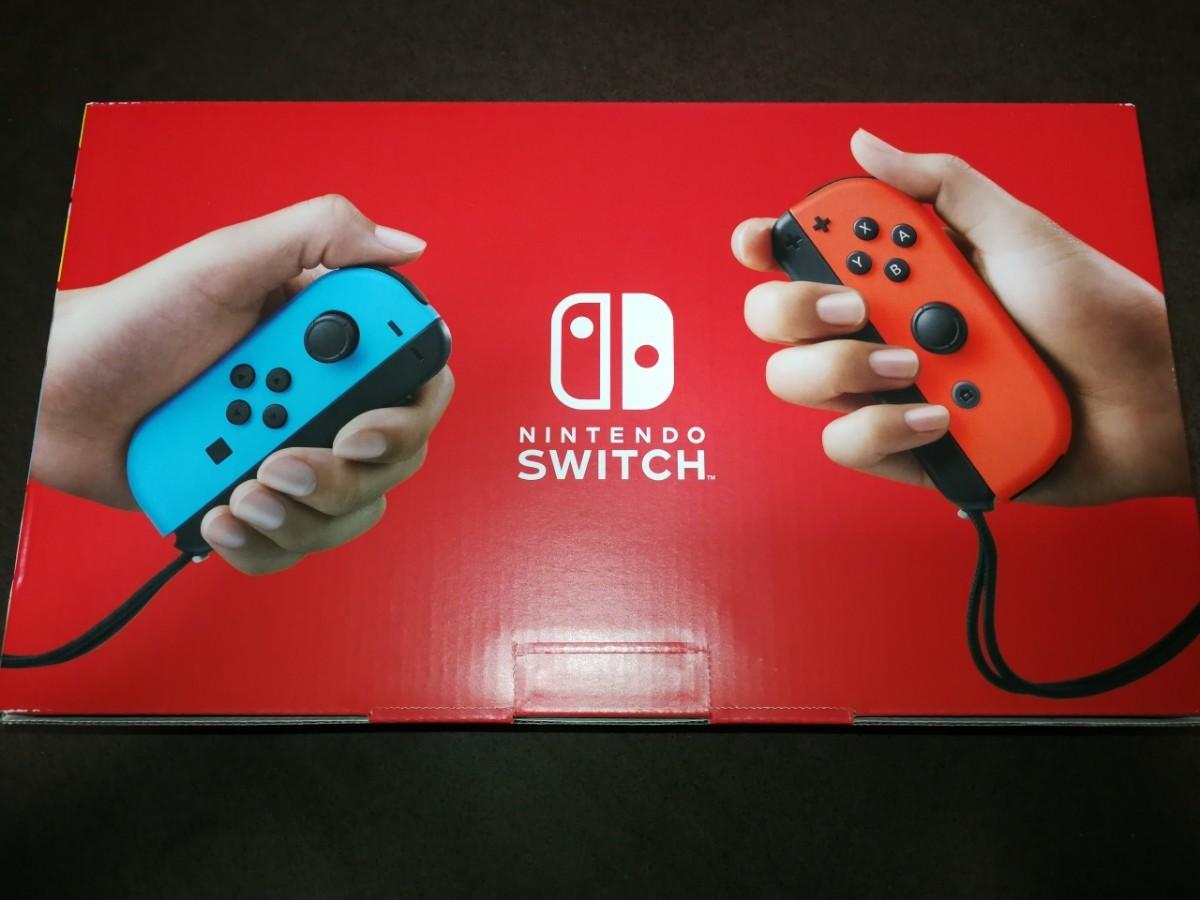 Nintendo Switch ネオンブルー /ネオンレッド