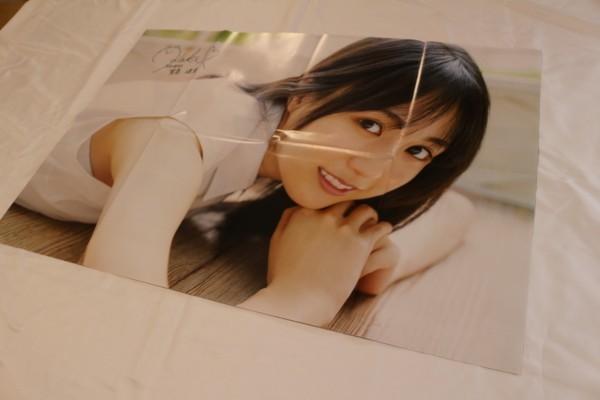 ポスター 乃木坂46 賀喜 遥香