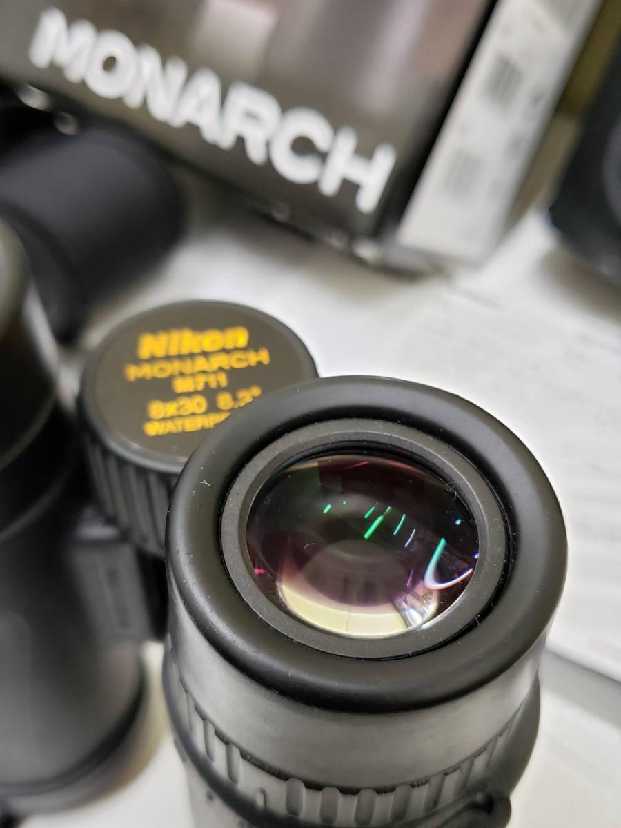 3831■Nikon ニコン 双眼鏡 モナーク7 MONARCH 7 8X30 美品_画像6