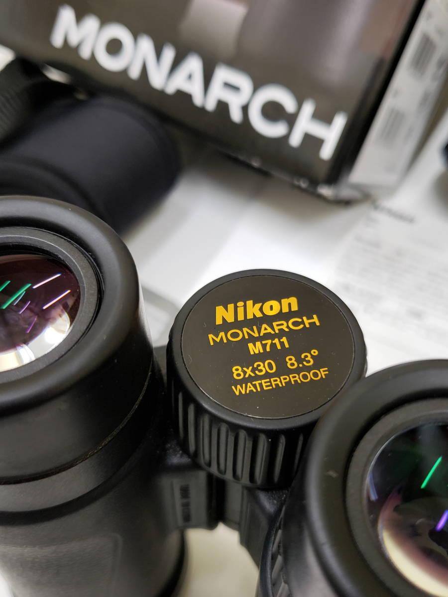 3831■Nikon ニコン 双眼鏡 モナーク7 MONARCH 7 8X30 美品_画像7