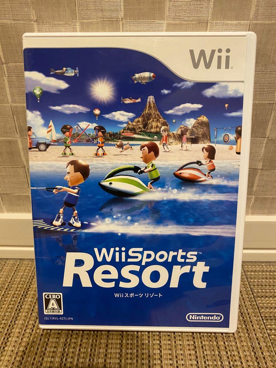 「Wiiスポーツ リゾート」