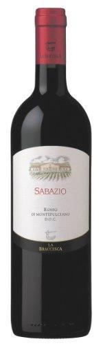 【全国送料無料】 La Braccesca Sabazio ラ?ブラチェスカ サバツィオ 750ml 赤ワイン_画像1