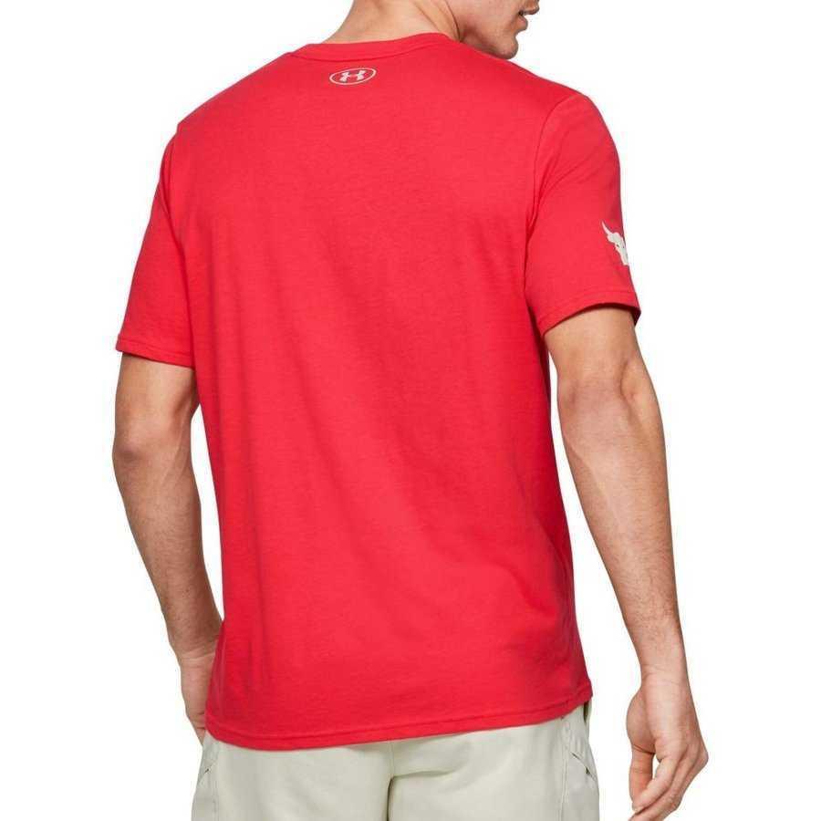 アンダーアーマー×ザ・ロック project rock UNDER ARMOUR NIKE 半袖Tシャツ Tee