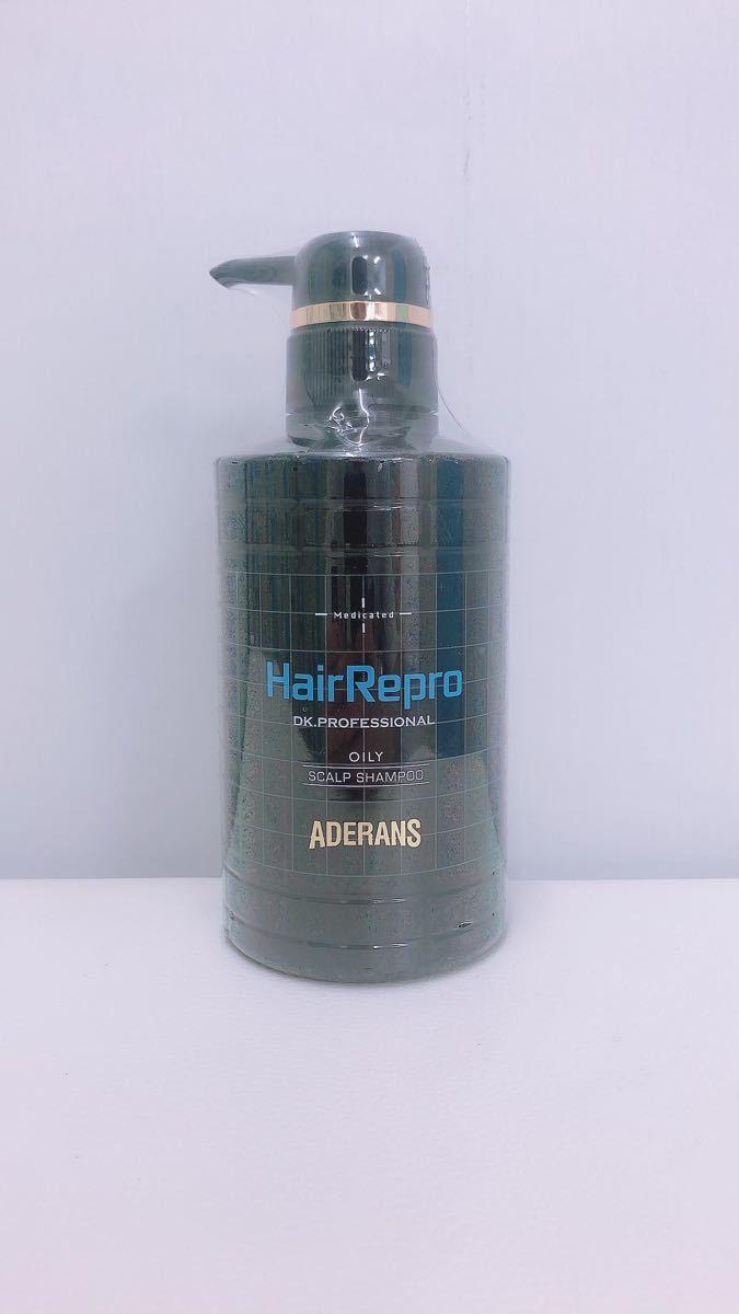 アデランス 薬用 ヘアリプロ   スカルプ シャンプー 370ml