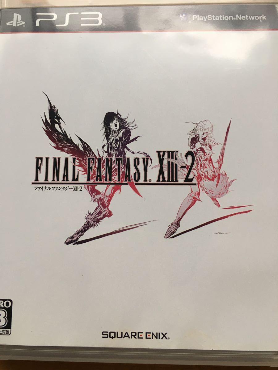 PS3【ファイナルファンタジー13-2 FINAL FANTASY 13-2 プレイステーション3 ゲームソフト