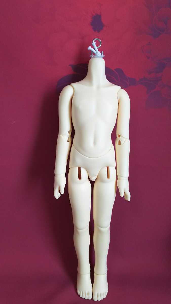 最終お値下げ!ボークス スーパードルフィー 美品 SDM コーディネートモデル フェア肌(ノーマル肌) 男の子 ボディSDM.SDmidi_画像1
